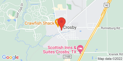 Map Of Crosby Tx 77532.Graphics Unlimited Inc Contact